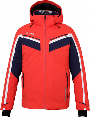 Trueno Jacket (Flame red)